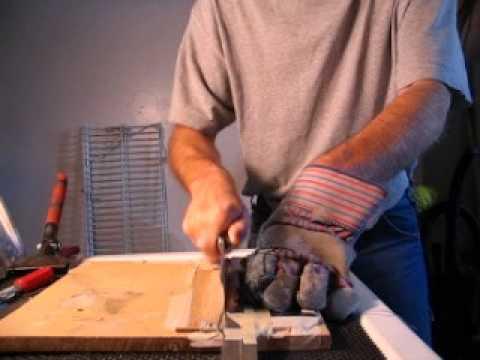 How To Cut Thin Aluminum/Tin Strips