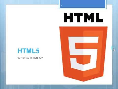 HTML5 : Step by Step Guide : Episode 01