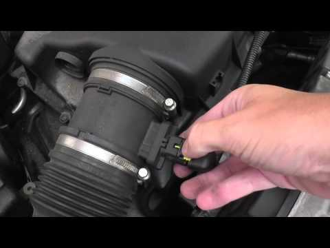 Vauxhall Insignia  MAF Mass Air Flow Meter Location