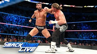 Roode And Ziggler Clash In Wwe Hell In A Cell Rematch Smackdown Live Oct 17 2017