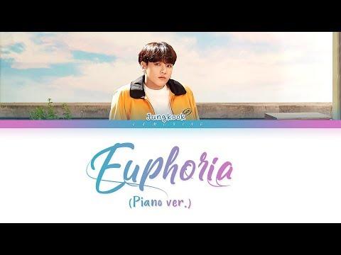 Download BTS Jungkook - Euphoria (Piano Ver ) (방탄소년단