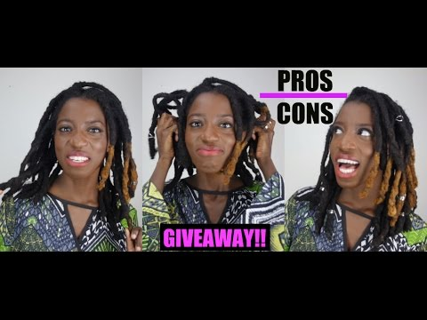 15 PROS AND CONS OF THICK LOCS / Dreadlocks 2017