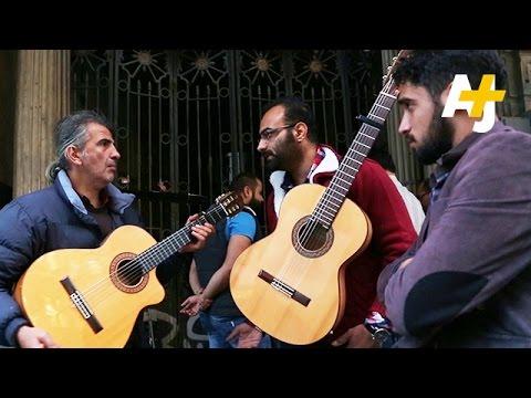 Syrian Musicians Find New Path In Turkey