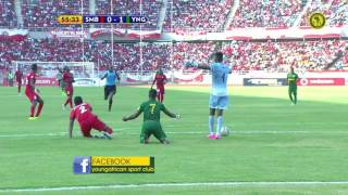 Highlights:  Simba Sc Vs Yanga Sc (2-1)