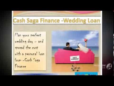 Apply for Unsecured Wedding Loans|Bad Credit Wedding Loans