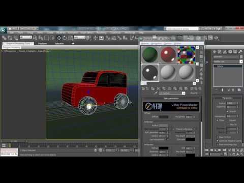 3D Max Studio Lighting Tutorial: How to Setup Studio Lighting in Vray
