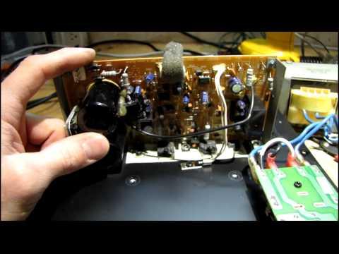 Velodyne CHT-8 Subwoofer Repair 4-10-14