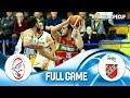 Szolnoki Olaj V Pinar Karsiyaka Full Game FIBA Europe Cup 2019