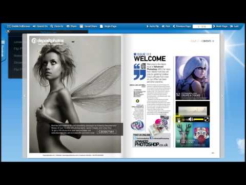 Use Android magazine app creator to create responsive & smooth mobile reading experience magazines