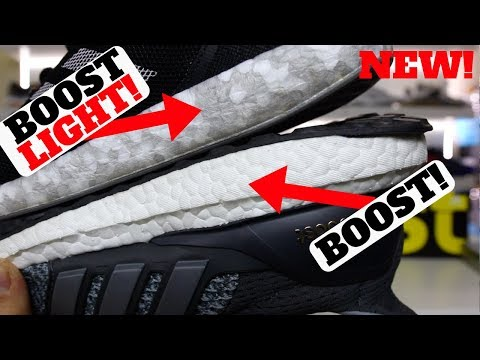 NEW Adidas 'BOOST LIGHT' Technology Review! Adizero Sub2 First Thoughts & vs Boost