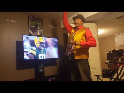 Uncle Daron Cowboys vs Packers
