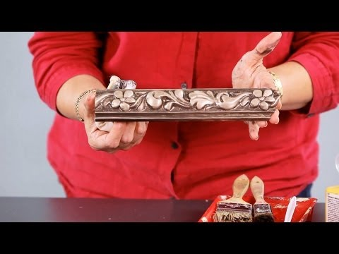 How to Glaze Decorative Trim | Paint Techniques