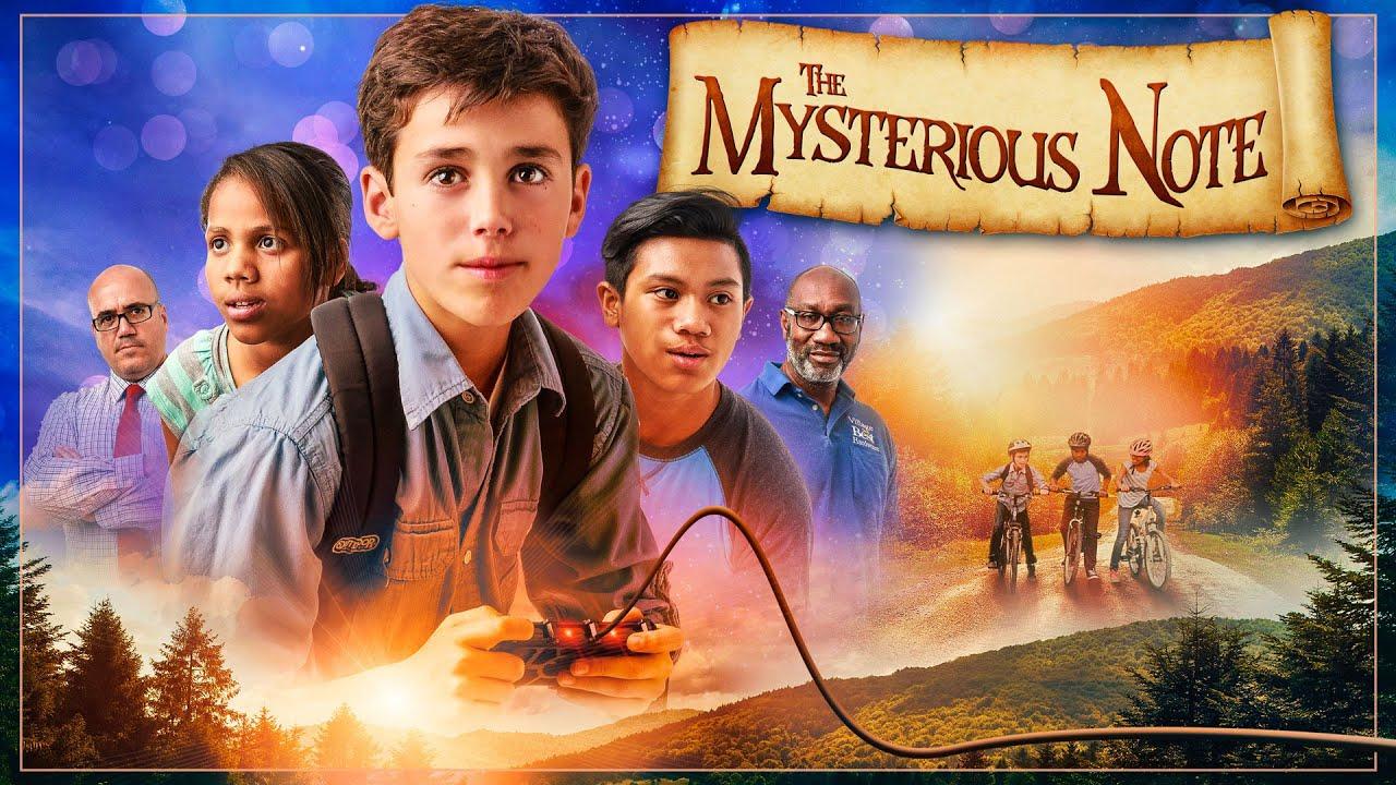 The Mysterious Note (2019) | Full Movie | Alex Aguilera | Natasha Diaz-Potter | Peter Tumangday
