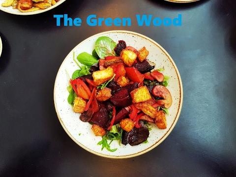 The Green Wood : Restaurant Review