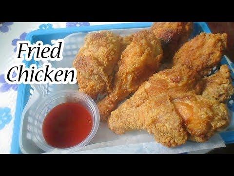Fried Chicken Recipe | How To Make Fried Chicken