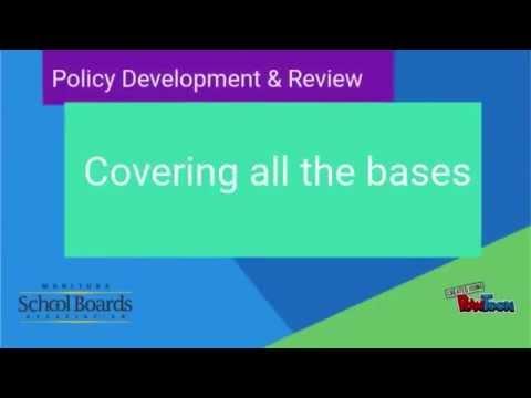 E2G - Policy Development & Review