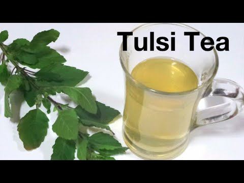 Tulsi Honey Tea for Weight Loss Fast / Ditox Water / Weight Loss 5 Kg in 1 Month / Quick Weight Loss