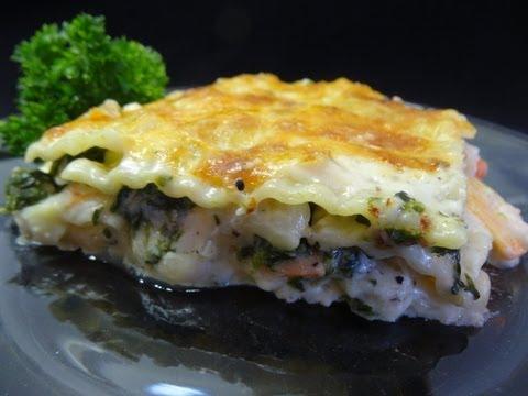 Seafood Lasagna -with yoyomax12