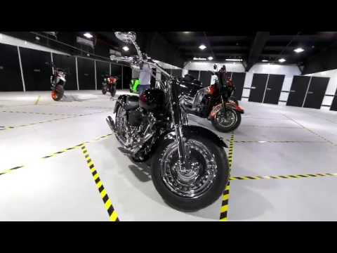 Bike Box - The only motorbike-specialized storage facility in Kuwait!
