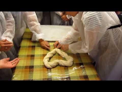 2013 08 12: travaux pratiques à la fabrique de pain