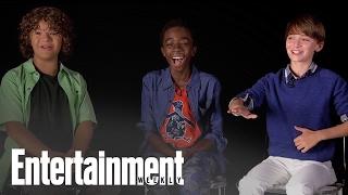 Stranger Things Stars Talk Upside Down Theories Entertainment Weekly