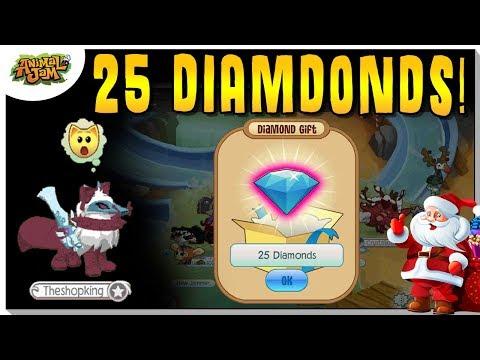 How Did I Get 25 Free Promo Diamonds on Animal Jam?!