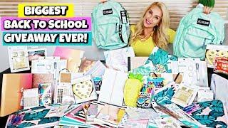 BIGGEST Back to School Giveaway 2018! (iPad, School Supplies, Makeup) OPEN INTERNATIONALLY!