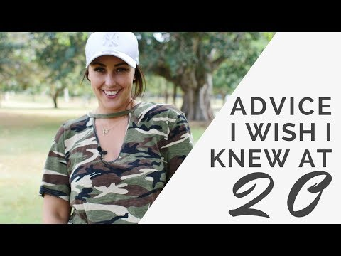 ADVICE | Top tips I wish I knew in my early 20's
