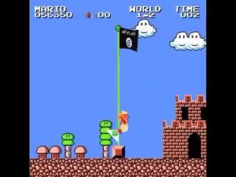 Funny Mario bros
