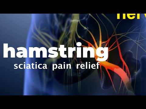 Hamstring Stretches to Relieve Sciatic Nerve Pain