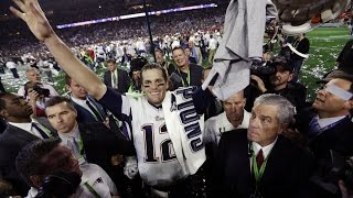 Tom Brady Hall of Fame