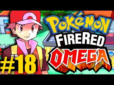 Pokemon Fire Red Omega - Part 18 - The Fighting Dojo! (Saffron City)