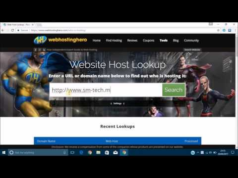How To Check A Domain registration info | Whois Lookup