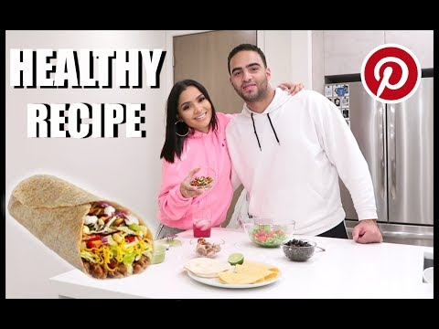 Cook With Us Testing Pinterest Recipe   Diana & Jose
