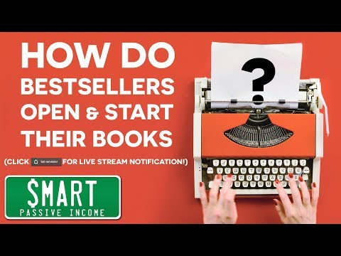 🔴 How To Open & Start Your Book (10 Bestseller Examples)
