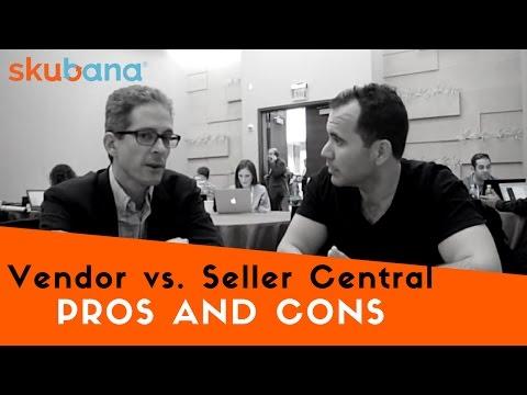 Amazon Vendor Central (1P) vs. Amazon Seller Central (3P) | Pros and Cons