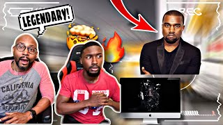 Dad Reacts to Kanye West - Wash Us In The Blood feat. Travis Scott (Official Video)