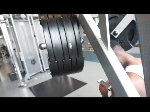 How to Incline Bench 315 LBS, EASILY!