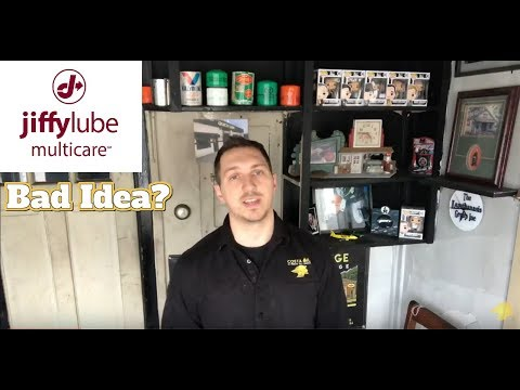 Why I Think JiffyLube Multi-Care Is A Bad Idea | The Oil Change Industry