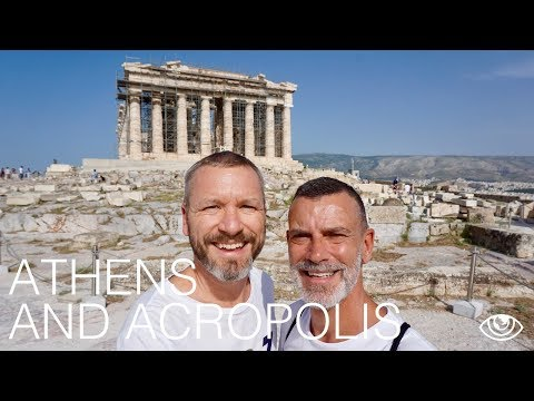 Athens and Acropolis / Greece Travel Vlog #195 / The Way We Saw It