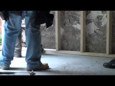 Framing over Concrete Walls: Part 6 - #39