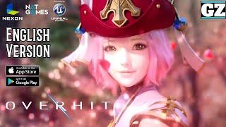 Overhit (Japan Ver ) Trailer | Music Jinni