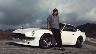 [HOT TODAY] Real Life Fast And Furious Driving Sung Kang's ridiculously sexy Datsun 240Z