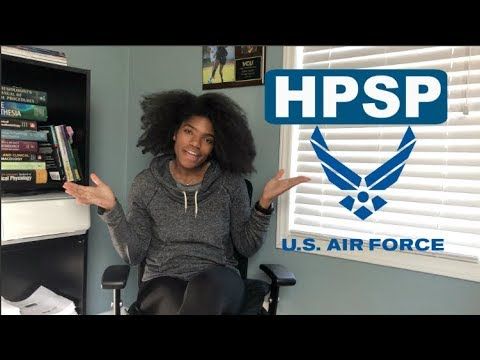 HPSP: Health Professions Scholarship Program... paying for CRNA school