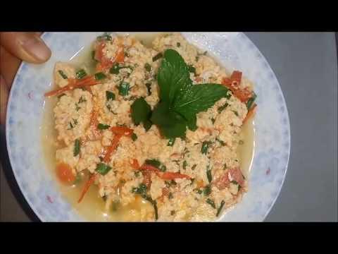 Cách làm món trứng sốt cà chua ngon cho bữa cơm gia đình!