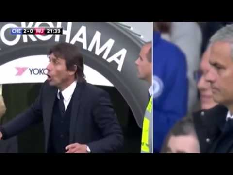 Chelsea fc vs man utd highlights 4-0