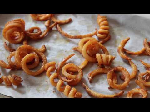Arby's Frozen Seasoned Curly Fries Review