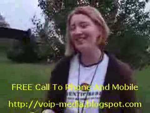CALL ANY PHONE NUMBER FROM COMPUTER FREE Pc To Phone Voip