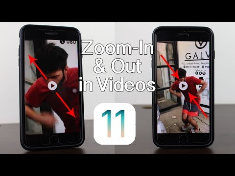 How to Zoom In & Zoom Out Video on iPhone and iPad