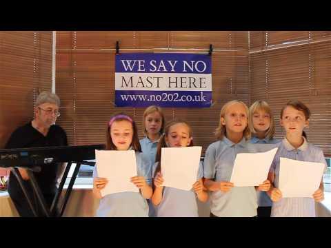 No Mast Here No2o2 campaign song